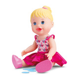Boneca Baby Alive My Little Collection Faz Xixi - Divertoys