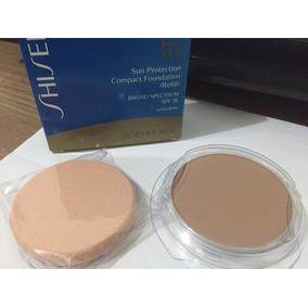 Shiseido Refil Pó Base Compact Sun