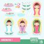 Kit Imprimible Virgencitas 28 Imágenes * Ver Promo *
