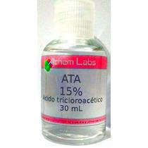 Ata 15% Acido Tricloroacético 30 Ml Gratis Neutralizante