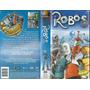 Filme Desenho Animado Robôs Dublado Vhs