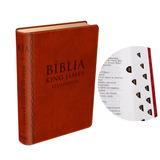 Bíblia De Estudo King James Atualizada + Índice Digital