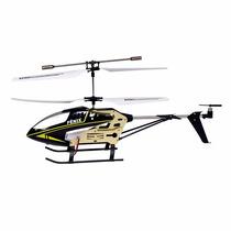 Helicoptero Controle Remoto Fenix 3 Canais Giratorio Luz Lit