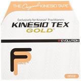 Kinesio Tex Tape -color: Beige - 2 X 103,3 Pies - Económico