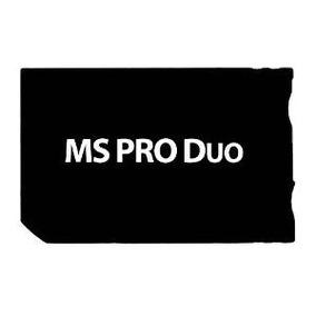 32gb 32g Memory Stick Pro Duo Para Psp, Adaptador De La Cáma