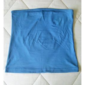 Blusa, Camisa Crop Tops De Dama Zara Talla M