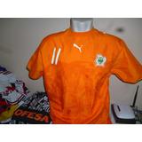 Camisa Chelsea Branca Drogba no Mercado Livre Brasil cef888bc42daf