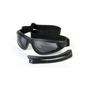 Óculos Proteção Albatross Msa Fume Ideal Tbm Para Ciclista