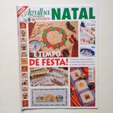 Revista Agulha De Ouro Natal Toalhas De Mesa Enfeites N°15