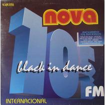 Lp Nova 105 Fm - Black In Dance - Kaskata