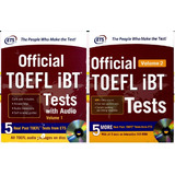 Libro Official Toefl Ibt Tests With Audio Inglés~v. Digital