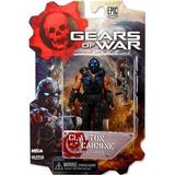 Clayton Carmine Figura Gears Of War 3 De 10cm Aprox Oferta