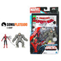 Spiderman Vs Rhino Marvel Universe Greatest Battles Comic