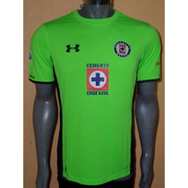 Jersey Cruz Azul Gala 2014-2015 Under Armour, Original