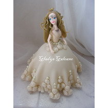 Muñeca 15 Años Porcelana Fria