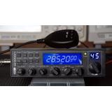 Radio Superstar Crt Ss6900n 10 & 11mts, Cb 27mhz, 70w P.e.p.