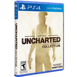 Uncharted The Nathan Drake Collection Playstation 4 Ps4