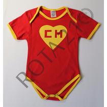 Body Fantasia Chapolin Ideal Para Festa De Mêsversário Bebê
