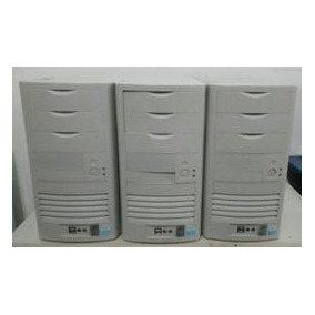 Gabinete Atx Branco Marca Infoway Itautec St4251 Sem Fonte!