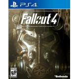 Fallout 4 En Español Ps4 (nuevo Y Sellado)