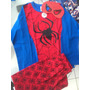 Pijama Homem Aranha Adulto Masculino E Feminino