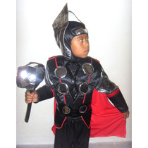 Disfraz Thor Super Heroes Capitan America Hulk Iron Man Buzz