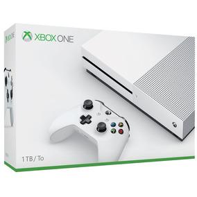 Consola Xbox One S 1tb Resolucion 4k Uhd Hdr Nuevo Modelo