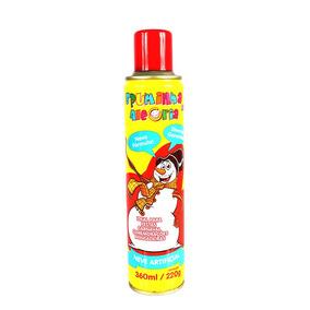 Kit Com 300 Spray Neve Mágica De Carnaval Espuma Spray Neve