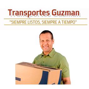 Fletes, Mudanzas, Acarreos, Embalaje Y Almacenaje Guzman