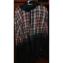 Camisa Manga Longa Dropdead