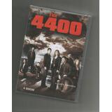 The 4400 - 4ª Temporada - 4 Dvds Lacrado