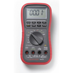 Amprobe Am-270 Trms Multimetro Industrial Temperatura Nuevo