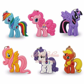 Oferta! Set De 6 Colgantes My Little Pony