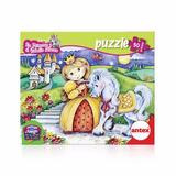 Puzzle Didacticos Infantiles 50 Piezas De Antex Art 2009