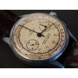 Breitling Reloj Cronometro Doble Pulsador A Cuerda