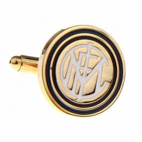 Mancuernillas Inter Milan Italia Champions Football 600-155