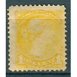 Sc 35 Año 1870 Canada Reina Victoria
