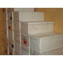 4 Hielera Unicel 65 Litros 95x40x31 Cerveza Helado Changoosx