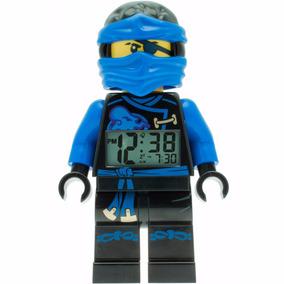 Lego Ninjago Masters Of Spinjitzu Reloj Despertado Diego Vez