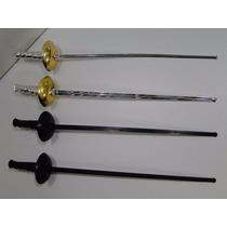 04 Espada 60cm Zorro Mosqueteiro Pirata Cavaleiro Gladiador