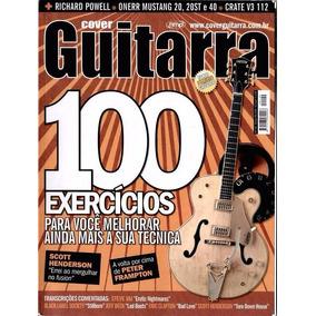 Revista Cover Guitarra - 100 Exercícios - Digital
