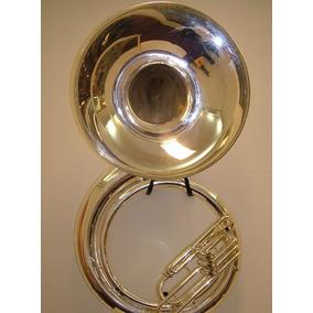 Tuba (sousafon)jupiter Plateado Si Bemol C/estuche, Jhs594l