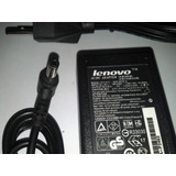 Cargador Lenovo 19v 3.42a Y300 G530 N500 Y510 G550 Garantia