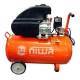 Compresor De Aire Niwa 24 Litros Motor 2hp Pintar Pausar