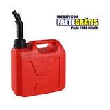 Galão De Combustível 5 Litros Frete Grátis