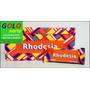 Oblea Rhodesia Caja X 36 Baño Chocolate Promoción Zona Norte