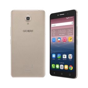 Smartphone Alcatel Pixi4 6,dual Chip,dourado,tela 6,13mp,8gb