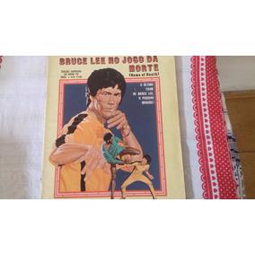 Revista Bruce Lee No Jogo Da Morte