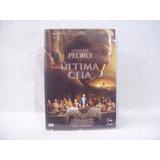 Dvd Original Apóstolo Pedro E A Última Ceia