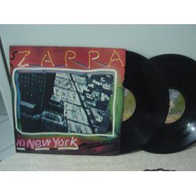 Lp-frank Zappa-zappa In New York-lp Duplo-raro